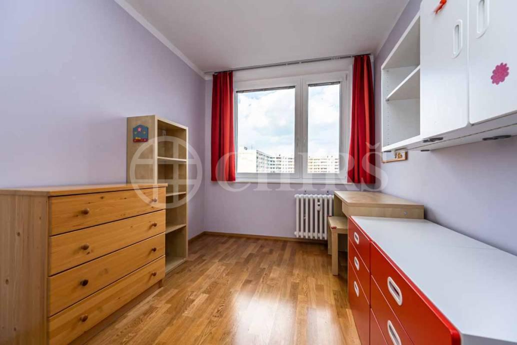 Pronájem bytu 4+kk s lodžií, OV, 98m2, ul. Fantova 1789/18, Praha 5 - Stodůlky