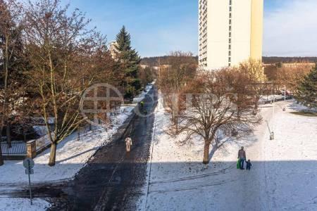 Prodej bytu 2+kk, DV, 61m2, ul. Burešova 1638/10, Praha 8 - Kobylisy