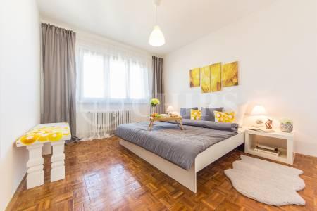 Prodej bytu 2+1, OV, 57m2, ul. Na Petřinách 295/58, Praha 6 - Veleslavín