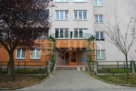 Pronájem bytu 1+1, OV, 43m2, ul. Bašteckého 2556/9, Praha 5 - Stodůlky
