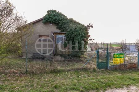 Prodej chaty 1+1, OV, 43m2, Třešňovka ev.č. 65, Horoměřice, Praha - západ