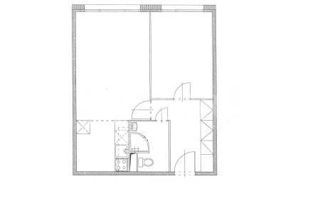 Prodej bytu 2+kk, OV, 42m2, ul. Roháčova 167/27, Praha 3 - Žižkov