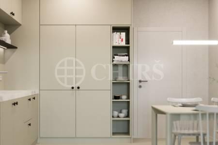 Prodej bytu 2+1/B, 68 m2, ul. Pivovarská, Praha 5 - Smíchov