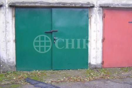 Prodej garáže, OV, 18m2, ul. Hřebenová, Praha 6 - Suchdol