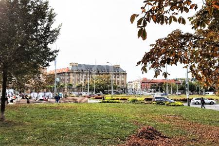 Prodej komerčního objektu, OV, 476 m2, ul. Lotyšská, Praha 6 - Bubeneč