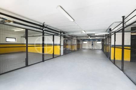 Pronájem skladovací kóje v temperovaném skladu, 23m2, ul. Peroutkova 570/83, P-5 - Jinonice