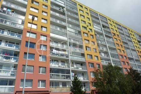 Pronájem bytu 2+kk, OV, 42m2, ul. Zimova 625/3, P-12 Kamýk