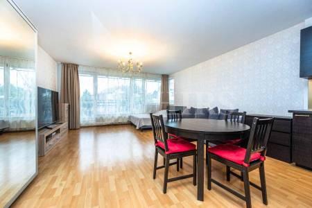 Prodej bytu 2+kk s terasou, OV, 54m2, ul. Harmonická 1416/19, Praha 5 - Stodůlky