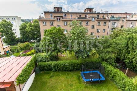 Pronájem bytu 1+1, OV, 38m2, ul. Kladenská 697, Praha 6 - Vokovice