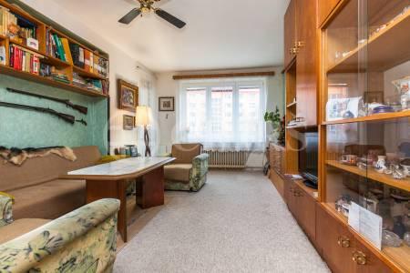 Prodej bytu 2+1/L, OV, 55m2, ul. Bohumínská 392, P-9 Letňany