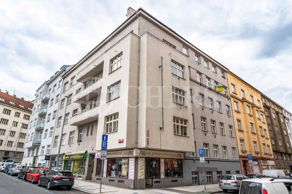 Prodej bytu 2+1, OV, 62m2, ul. Wuchterlova 585/14,