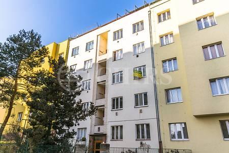 Pronájem bytu 1+kk, OV, 40m2, ul. Mládeže 1342/23, Praha 6 - Břevnov