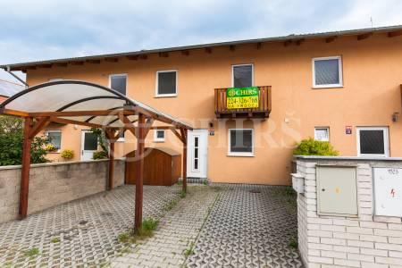 Prodej RŘD 4+kk, OV, 150 m2, ul. Oblouková 1309/23, Praha západ - Rudná