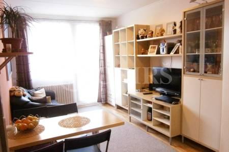 Pronájem bytu 2+kk/L, OV, 40m2, ul. Makovského 1177/1, Praha 6 - Řepy