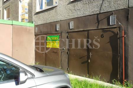 Prodej garáže, OV, 17m2, ul. Fingerova 2184/3, Praha 13 - Stodůlky