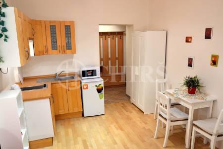 Pronájem bytu 1+kk, OV, 23m2, ul. Pod Krocínkou 742/53, Praha 9 - Vysočany