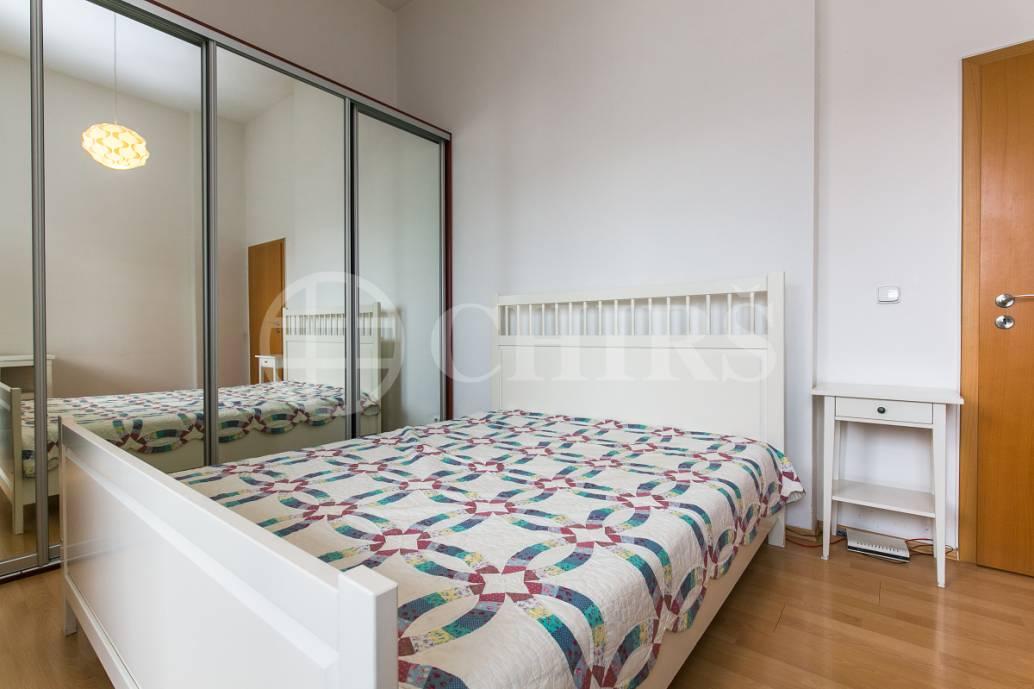 Pronájem ateliéru 2+kk s balkonem, OV, 58m2, ul. Pod Klamovkou 1268/3, Praha 5 - Košíře