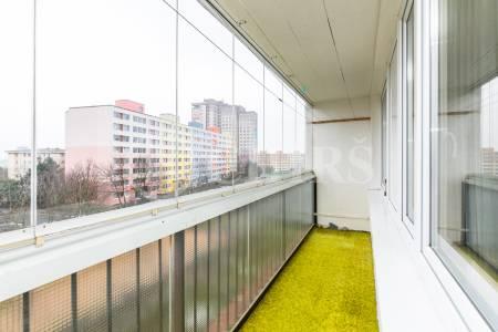 Prodej bytu 3+1 s lodžií, OV, 72m2, ul. Daškova 3072/6, Praha 12 - Modřany