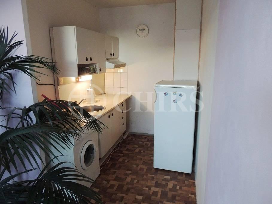 Pronájem bytu 1+kk, 37m2, OV, ul. Makovského 1206/29, Řepy, Praha 17