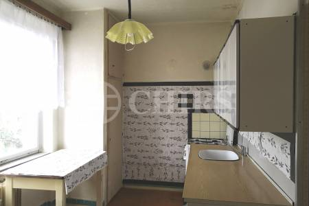 Prodej bytu 2+1, OV, 54 m2, Poděbradská 586, Praha 14, Hloubětín.
