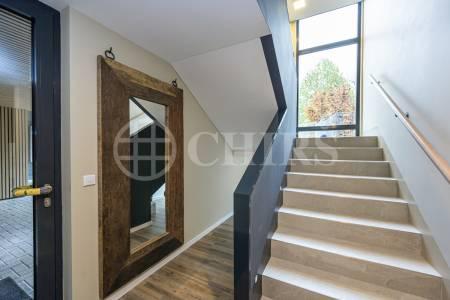 Pronájem bytu 4+kk se dvěma terasami, OV, 116m2, ul. Butovická 1006/20, Praha 5 - Jinonice