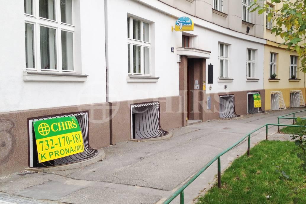 Pronájem nebytového prostoru, OV, 113m2, ul. Václavkova 508/28, Praha 6 - Dejvice