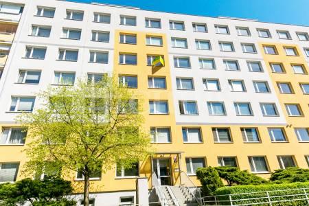 Prodej bytu 3+kk s lodžií, OV, 81m2, ul. Drimlova 2366/6, Praha 5 - Stodůlky