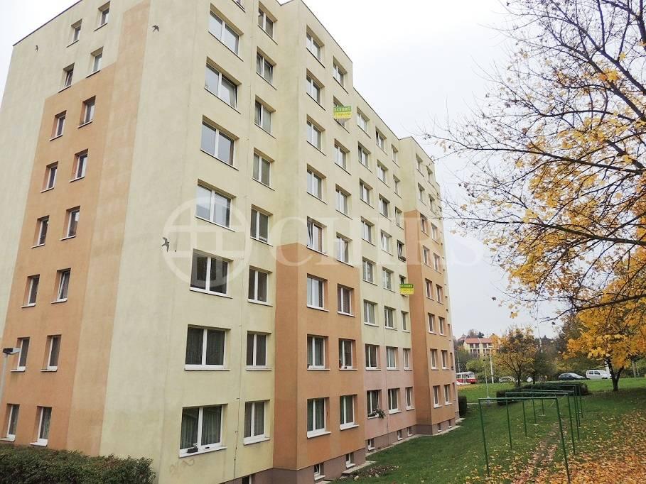 Pronájem bytu 1+kk, 34m2, DV, ul. Nevanova 1074/33, P-17, Řepy