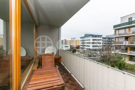 Pronájem bytu 3+kk s garáží, OV, 85m2, ul. Vacínovská 830/3, Praha 5 - Jinonice
