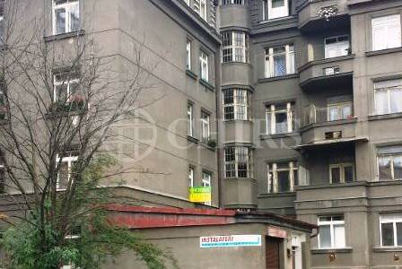 Pronájem bytu 3+kk, OV, 84m2, ul. Jugoslávských partyzánů 676/10, Praha 6 - Bubeneč