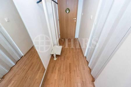 Pronájem bytu 1+kk, OV, 16m2, ul. Legerova 1842/36, Praha 2 - Nové Město