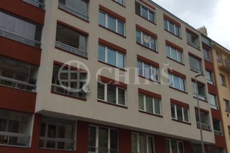 Prodej bytu 1+kk, OV, 28m2+17m2 terasa, ul. V Horkách 1730, Praha-4
