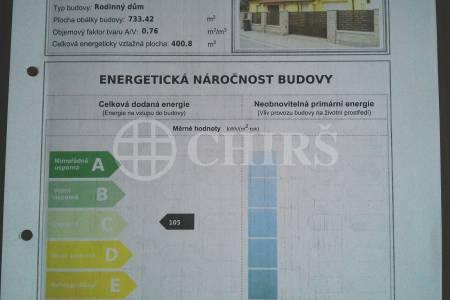 Prodej rodinného domu 5+kk/B, OV, 306m2, ul. Ruská 1186, Kostelec nad Černými lesy