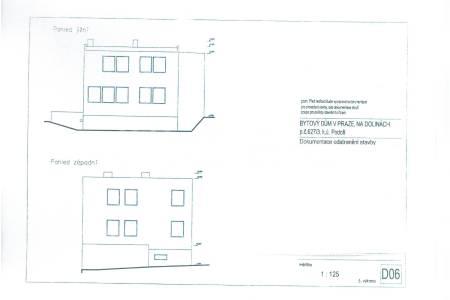 Prodej rodinného domu 6+kk, OV, Na Dolinách 959/30, Praha 4 - Podolí