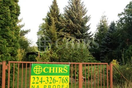 Prodej pozemku, 895m2, ul. Třebízského, Praha - Západ, Roztoky