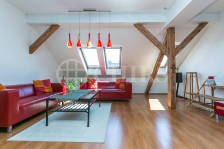 Pronájem bytu 4+1, OV, 170 m2, ul. Eliášova 331/7, Praha 6 - Dejvice