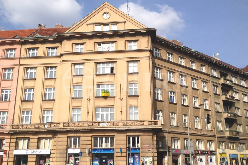 Pronájem bytu 3+1, OV, 110m2, ul. Čs. armády 828/34, Praha 6 - Bubeneč