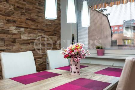 Prodej bytu 3+kk s terasou, OV, 74m2, ul. Mezi Školami 2478/23, Praha 5 - Stodůlky
