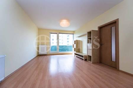 Pronájem bytu 2+kk s balkonem, OV, 56m2, ul. Nárožní 2787/7a, Praha 5 - Stodůlky