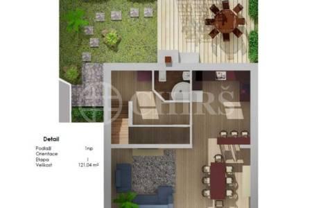 Prodej novostavby rodinného domu, Králův Dvůr - Levín