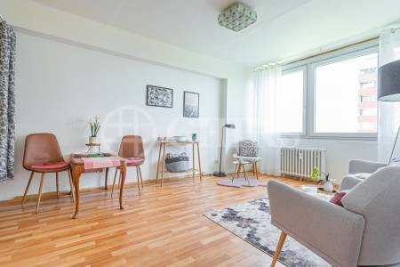 Prodej bytu 3+kk/L, OV, 45m2, ul. Evropská 673/158, P-6 Vokovice