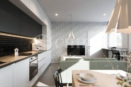Prodej bytu 3+kk, 61,8 m2,ul. Perucká 2482/7, P2 Vinohrady