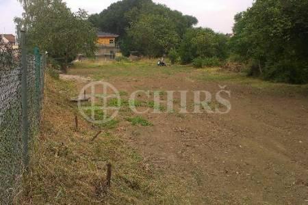 Prodej pozemku na bydlení, 1.310 m2, ul. 9.Května, Praha západ - Hostivice