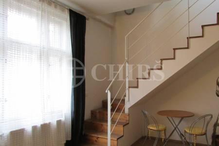 Prodej bytu 2+kk, OV, 59m2, ul. Holandská 756/17, Praha 10 - Vršovice