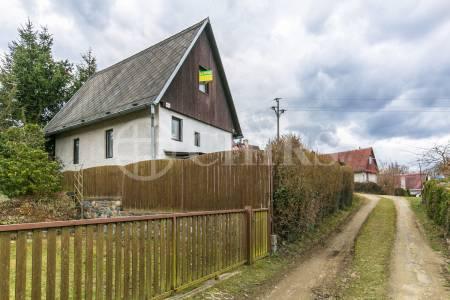 Prodej chaty 2+kk, 49 m2, Rabyně č. ev. 218, Rabyně