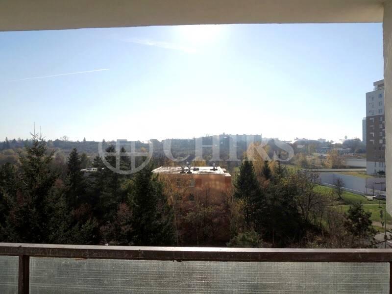 Prodej velkého bytu 50 m2, 1+1/L, OV, V Štíhlách, Praha 4 - Krč