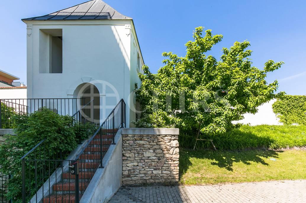Prodej bytu 3+kk s lodžií, OV, 98m2, ul. Za Zámečkem 746/5a, Praha 5 - Jinonice
