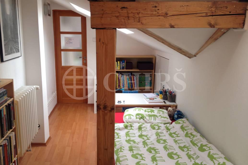 Prodej bytu 4+kk, OV, 137m2, ul. Bubenečská 309/6, Praha 6 - Dejvice