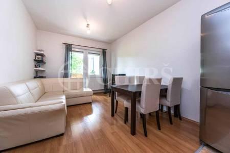 Pronájem bytu 2+kk s terasou, OV, 55m2, ul. Silurská 1175/8, Praha 5 - Hlubočepy