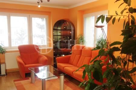 Prodej bytu 3+1, OV, 88m2, ul. Čínská 804/1a, Praha 6 - Bubeneč